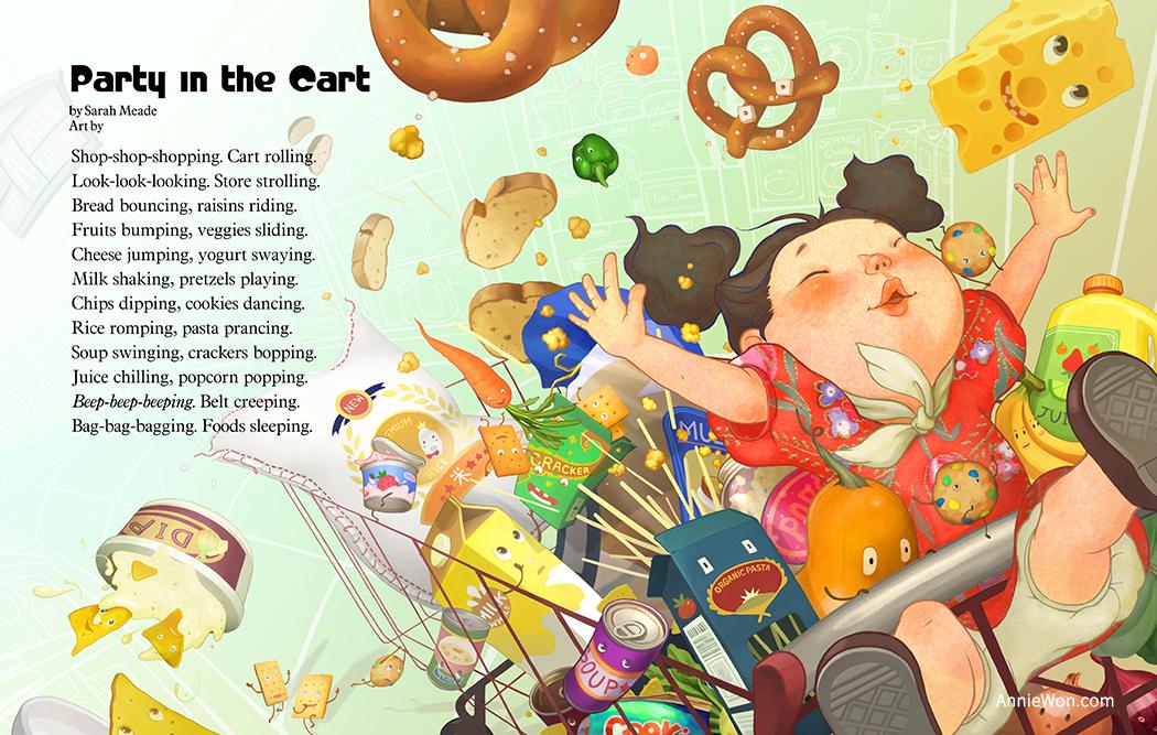 Ladybug Magazine Spring Issue 2020